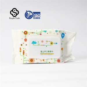 china supplier wholesale high quality baby wet wipes 100% natural organic baby wipes eco-friendly baby wet wipes