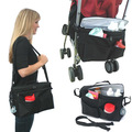 New Arrival Baby Thermal Insulation Diaper Bag Kids Nappy Bags Mom Large capacity Stroller Accessories For