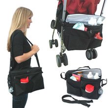 New Arrival Baby Thermal Insulation Diaper Bag Kids Nappy Bags Mom Large capacity Stroller Accessories For Mummy Shoulder Bag