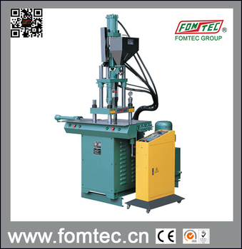 Small Double Sliding Table Injection Molding Machine(25TON)