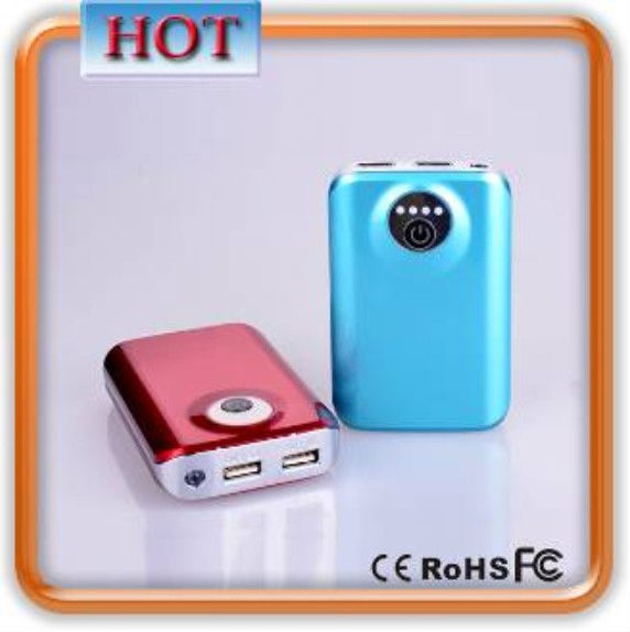 8400mAh power bank for laptop USB Charger Battery for MID MP3 MP4 PDA Phone 50pcs lot hot