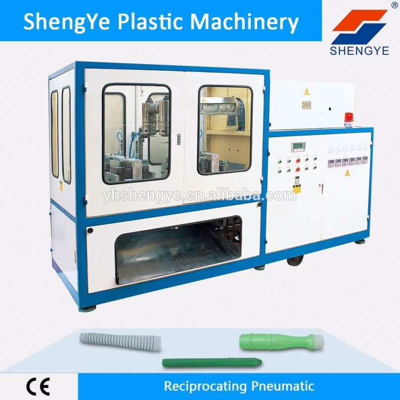 2017 hot sale new pet ShengYe with CE automatic carbon fiber molding machine
