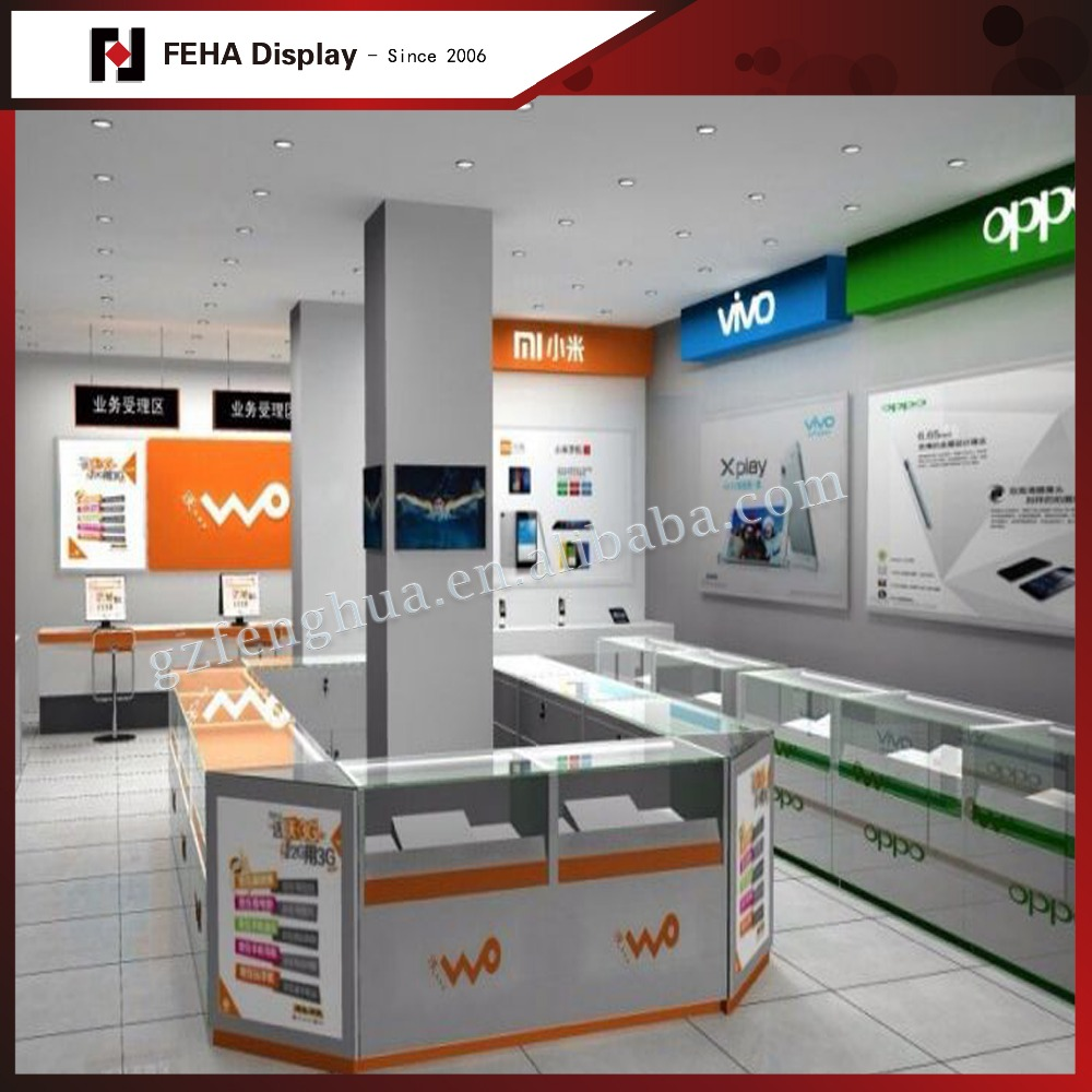 Mobile Shop Decoration Ideas Cell Phone Repair Kiosk Buy Cell