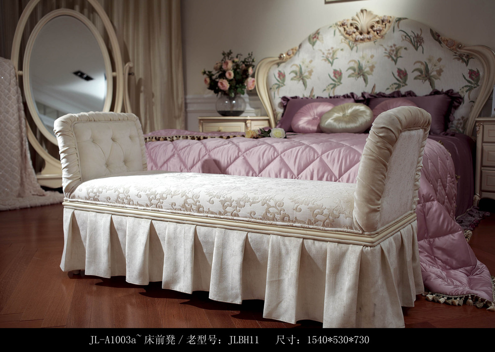 MODEL: Wedding Bed