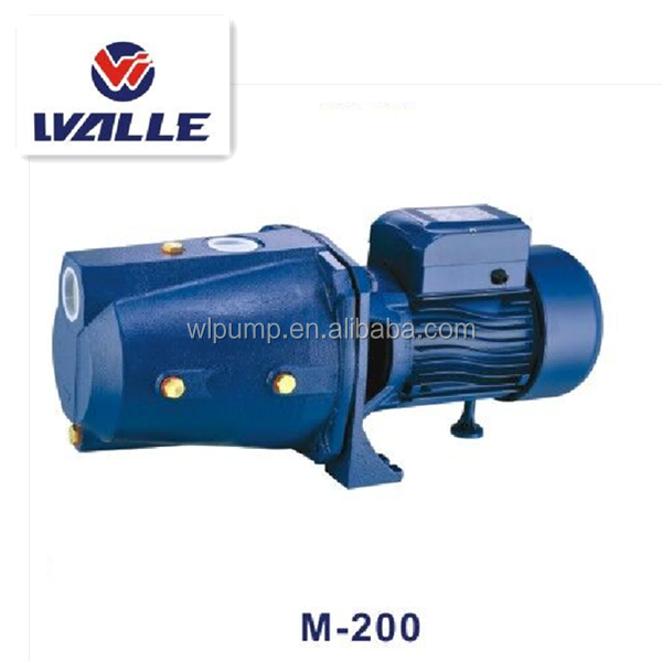 WALLE self-priming JET PUMPS China Leading manufacturer for All types water pumps