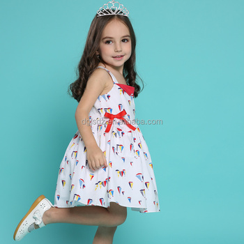 271344fc9bcb3 2017 new arrival 4 year old girl dress baby clothing 1-6 years old baby