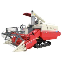 2020 New Type Rice harvester mini Combine Harvester price for Sale
