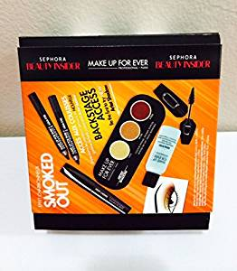 SEPHORA Beauty Insider MAKE UP FOR EVER smoked out kit