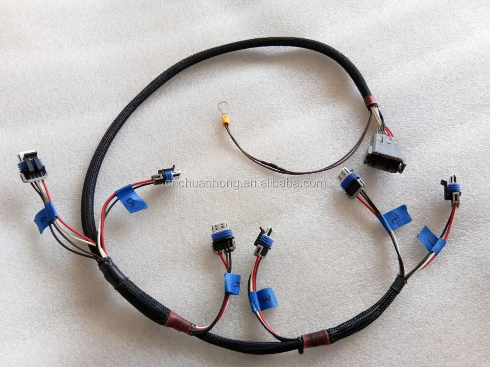 Gm 4l80e Transmission Internal Wire Harness Mt1 1994