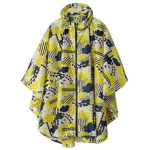 Hottes sales sexy girls plastic pvc rain coats womens patterned OEM