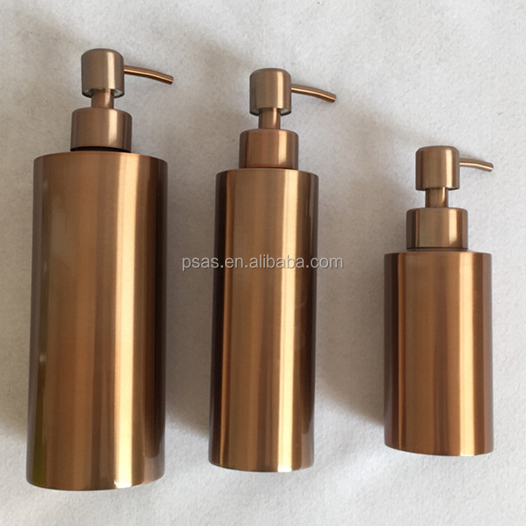500ml stainless steel lotion bottle