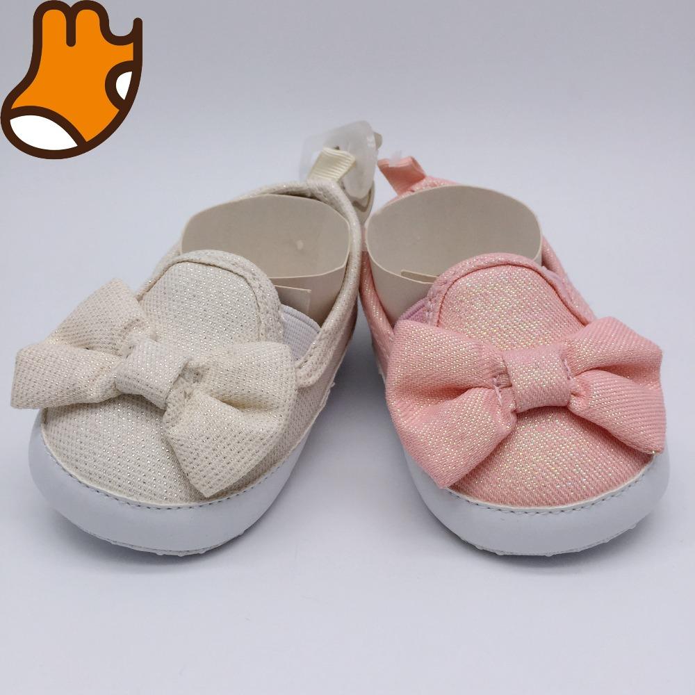 23ce6d6a69 Crianças calçado barato sapatos de bebê macio sapatos bowknot meninas ...