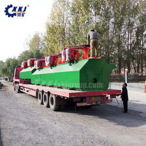 Manganese Ore Gold Mining Equipment Flotation Machine Separator