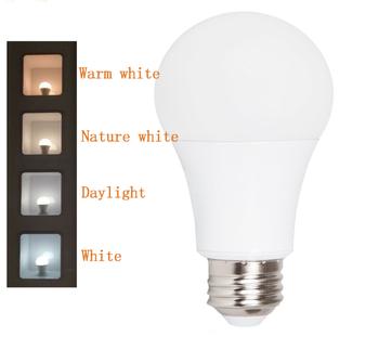 A19 Slim Style Led Light Bulb 9w 120v 60hz Ac Ul 800lumens 5000k