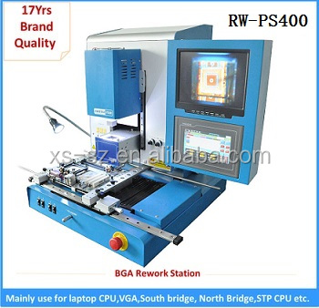 PS3 cheapest price automatic solder rework station PS400 for BGA repairing and reball