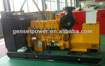 10kva to 1000kva natural gas generator with CE and ISO certificate