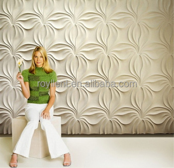 Royllent 3D Wall Decor and Cover fashion wall paper