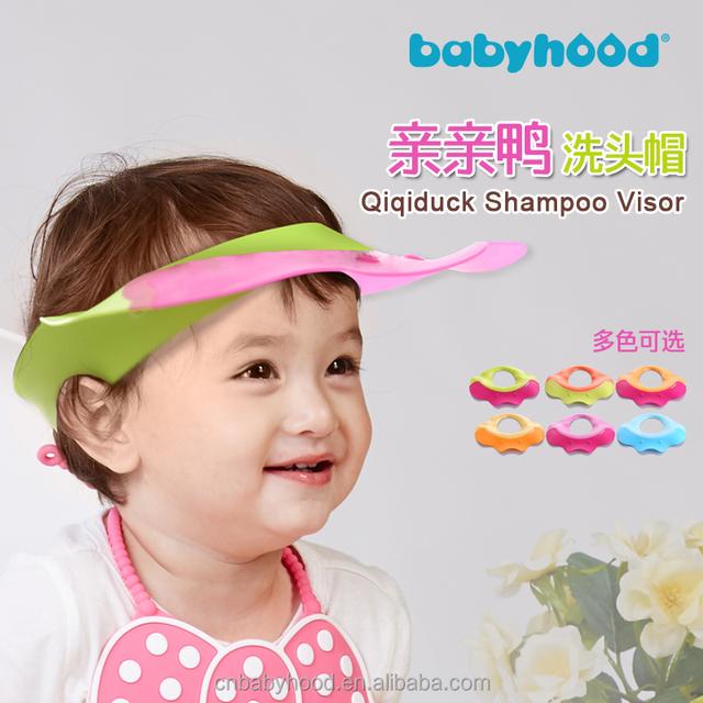 Baby Bathing Capbaby Shower Shampoo Visor