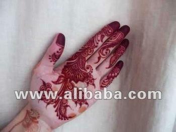Mehndi Body Art Quality Henna : Body art quality henna powder buy temporary tattoo
