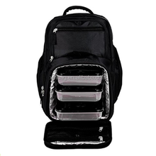 Insulated meal prep backpack cooler backpack bag Meal Prep Bag Meal Prep Lunch Box backpack with cooler compartment