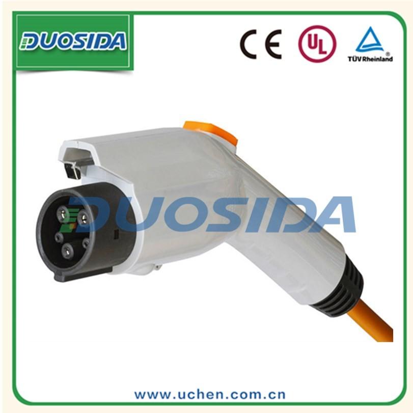 Dostar Electric Vehicle Charging 16a 32a Support Sae J1772 Ev Plug