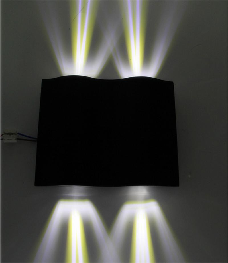 new up down light 12w led outdoor wall light ip65 waterproof wall lamp garden lights outdoor. Black Bedroom Furniture Sets. Home Design Ideas