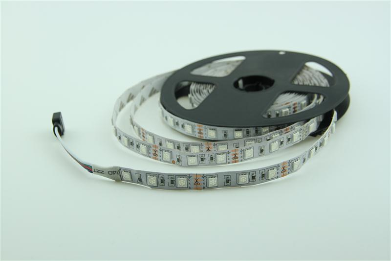 12V High Quality 3528 60 <strong>led</strong>/m <strong>led</strong> flexible strip Non-Waterproof