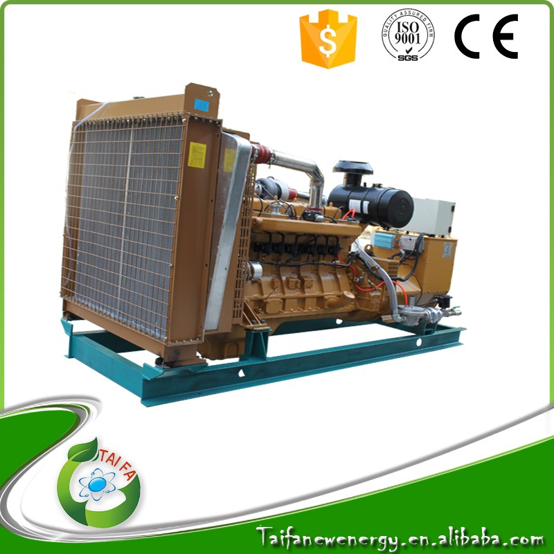 Special offer natural gas generator 100kw with CE certification