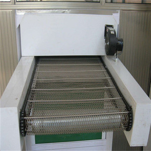 baking mesh belt for Biscuit tunnel oven