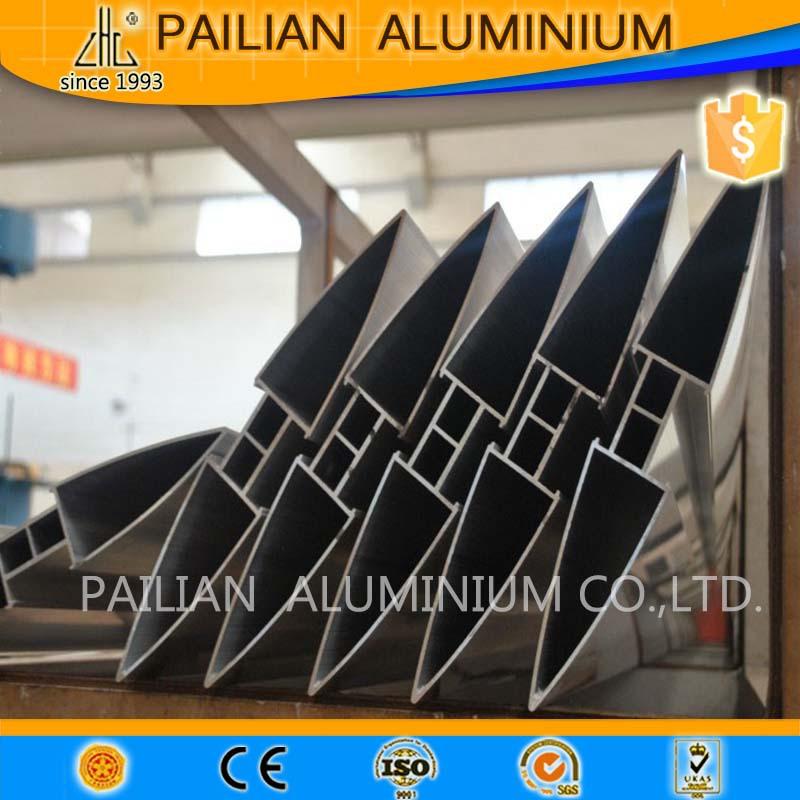 Buy Aluminum Airfoil Profile Aluminum Airfoil Extrusion