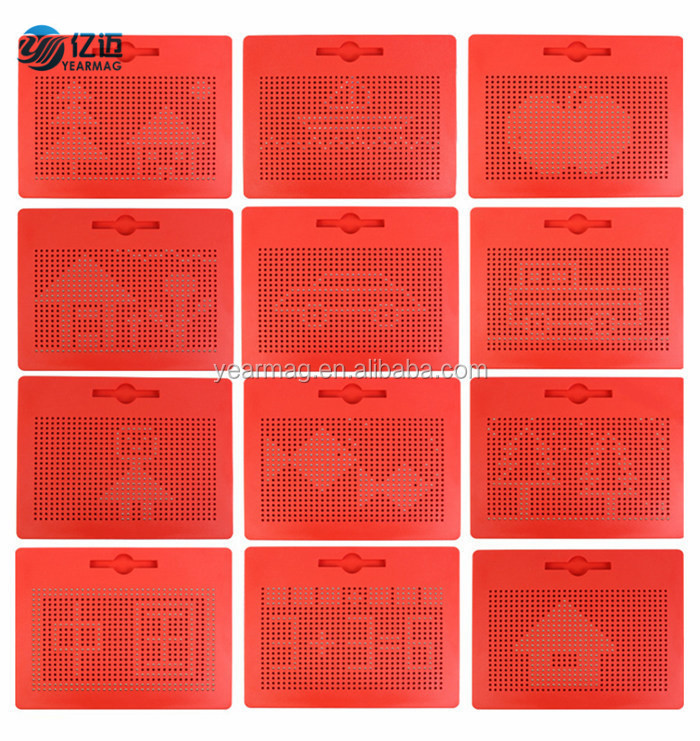 Hot Selling Kids Learning Magnetic Drawing Board Sketchpad