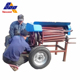 Best selling flax extracting machine/fiber carding peeling machine/flax fiber extracting machine