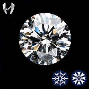 Synthetic Star Cut CZ High Quality Cubic Zirconia Fake Diamond