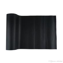 127X30 cm 3D Black <span class=keywords><strong>Fibra</strong></span> <span class=keywords><strong>di</strong></span> <span class=keywords><strong>Carbonio</strong></span> Vinile Film strumenti <span class=keywords><strong>In</strong></span> <span class=keywords><strong>Fibra</strong></span> <span class=keywords><strong>di</strong></span> <span class=keywords><strong>Carbonio</strong></span> Car Wrap Sonore Roll Film Sticker Decal car styling