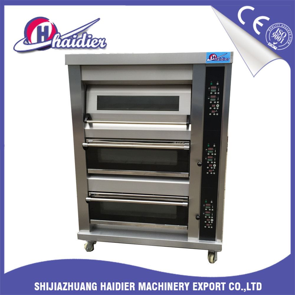Commercial Steam Injection Oven Vapor Tube Ovens Gas Stove With Grill And Oven