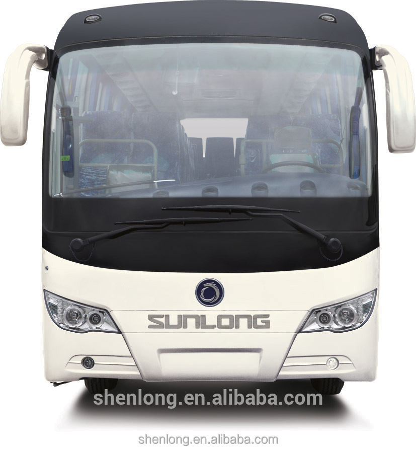 bus with bus door seals rubber seals mechanism SLK6122A