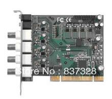 PCI Multi-Channel  Video Capture Card BNC/CVBS/Audio