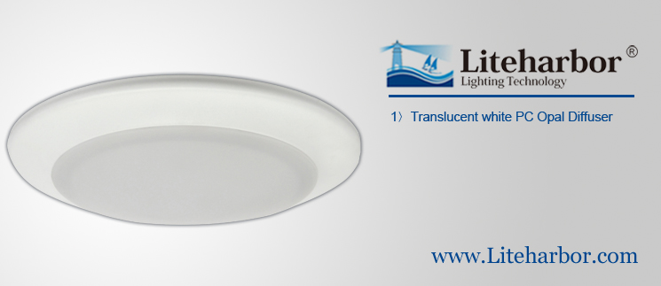 120v Led Low Profile 4 Inch Ceiling Retrofit Recessed Lighting ...