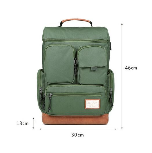 High quality camo backpack school laptop bags