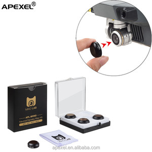 Apexel new camera lens 2017 ND filters special for DJI mavic pro unmanned aerial vehicle camera ND filter lens set