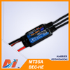 Maytech DC Motor Speed Controller with 35A 3S for Radio Controlled Planes Jet