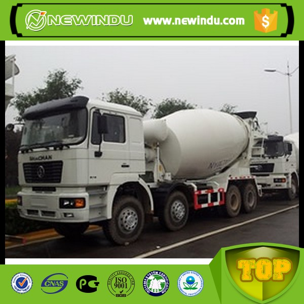 New Shacman Transit Cement Mixer Truck 10CBM Sale in Philippines