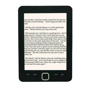 EM-7001 ink screen electric paper book 6 inch e-book bag Android e-book Reader