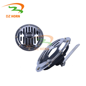 12V Automotive Electric Horn Sound auto car horn