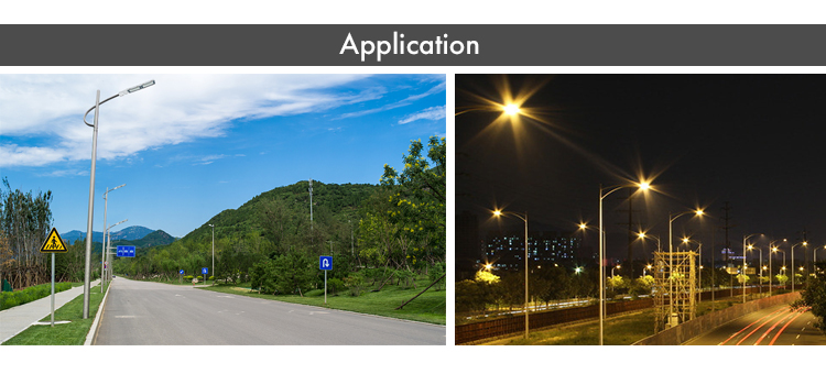 High quality waterproof IP65 outdoor 100watt led street light