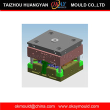 Durable injection plastic milk crate mold/mould