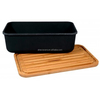 Best selling Bamboo Fiber Bread Case with Bamboo Lid