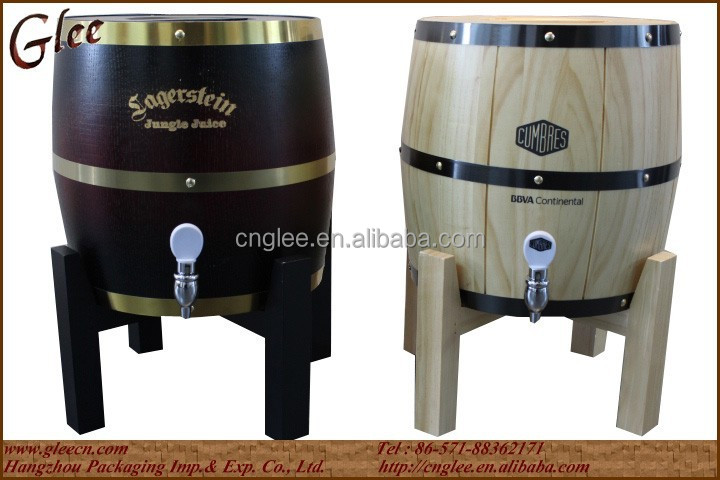Pine/oak wood beer keg prices from factory