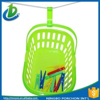 Plastic empty gift baskets wholesale