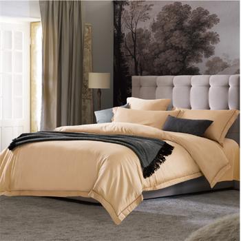 1800TC Wrinkle Free Soild Microfiber Brush Bed Sheet Material